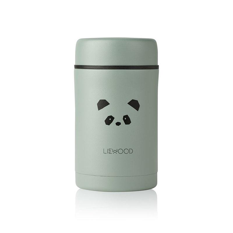 Slika za  Liewood® Termo posuda Bernard Panda Peppermint 500ml
