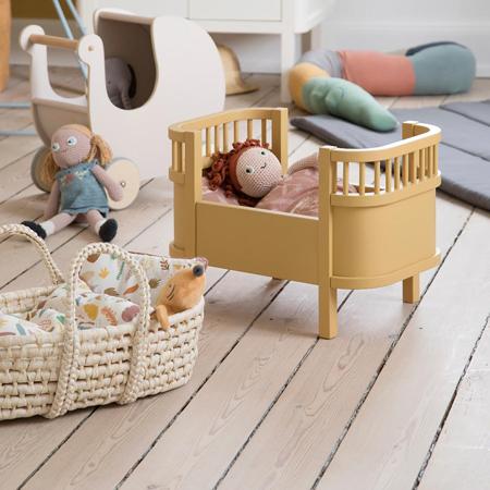 Slika za Sebra® Madrac za krevetić za lutke