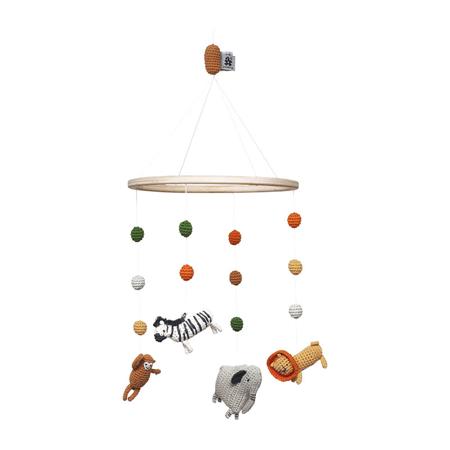Slika za Sebra® Vrtuljak za krevetić Wildlife