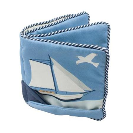 Slika za Sebra® Mekana didaktička knjigica Seven Seas