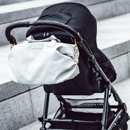 Tiba+Marl® Adapter za namještanje torbe ili ruksaka na kolica Metal Gold