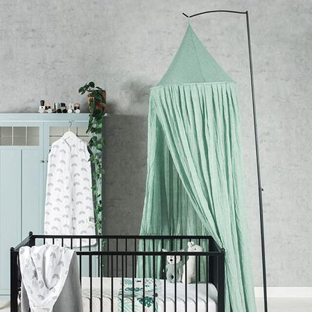 Jollein® Stalak za baldahin za krevetić  Black