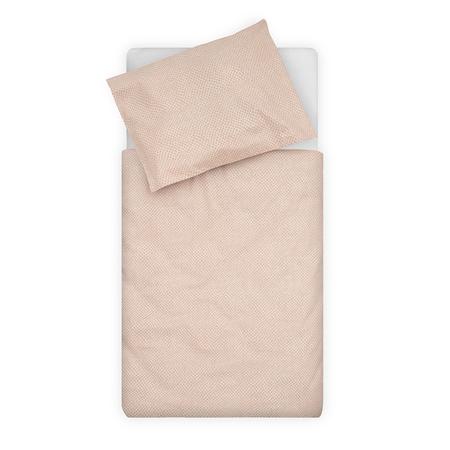 Slika za Jollein® Dječja posteljina Snake Pale Pink 140x100