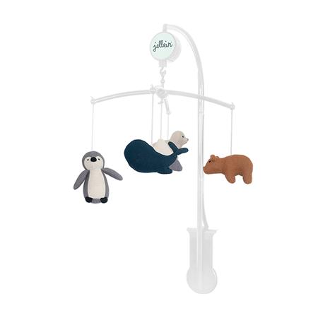 Slika za Jollein® Glazbeni vrtuljak Polar