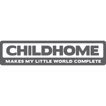 Slika za Childhome® Navlaka za okvir postelje Tip Grey 140x70