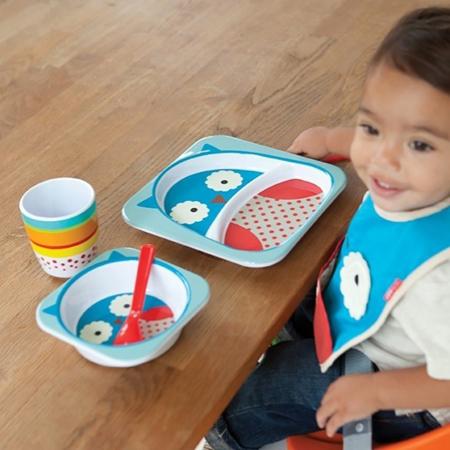 Skip Hop® Set za jelo Sova