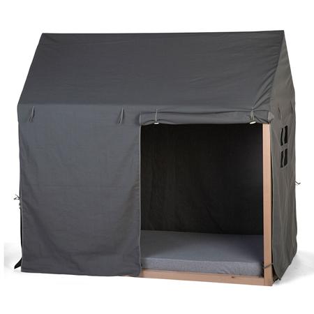 Slika za Childhome® Navlaka za okvir postelje Antracite 140x70