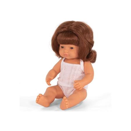 Slika za Miniland® Lutka Redhead Girl 38cm