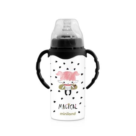 Slika za Miniland® Termo bočica sa sisačem Magical 240ml