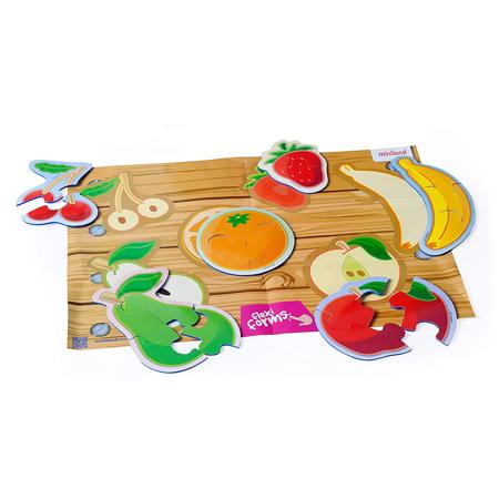 Miniland® Društvena igra Flexiform 6 Fruit