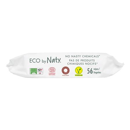 Eco by Naty® Vlažne maramice Lightly Scented 56 komada