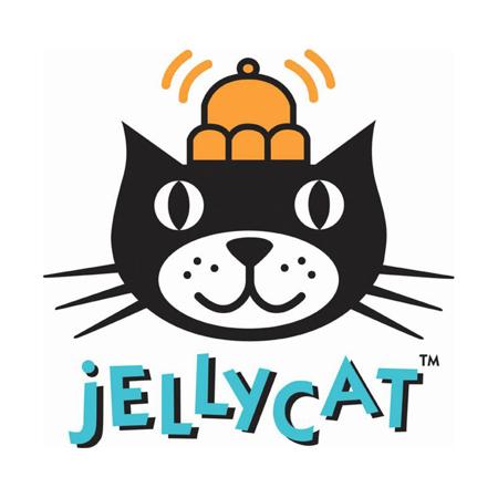 Slika za  Jellycat® Plišani zec s drvenim obručom Bashful Beige 13cm
