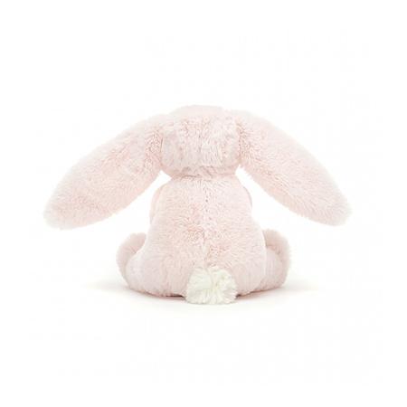 Slika za Jellycat® Plišani zec s drvenim obručem  Bashful Pink 13cm