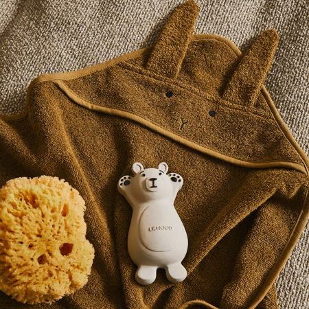 Liewood® Set 2 igračke za kupanje Knud Polar Bear/Penguin Rose Mix