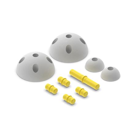 Slika za Modu® Polu krugovi Half Balls Yellow