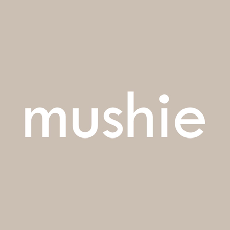 Slika za Mushie® Držalo za dudu Halo Blush