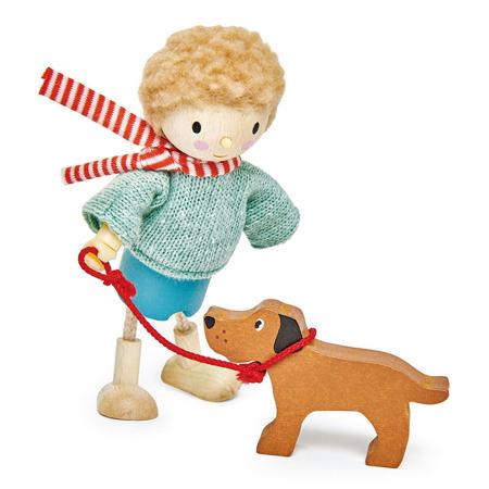 Tender Leaf Toys® Mr. Goodwood i njegov pas