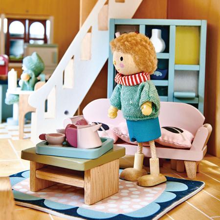Slika za Tender Leaf Toys® Amy i njen zec