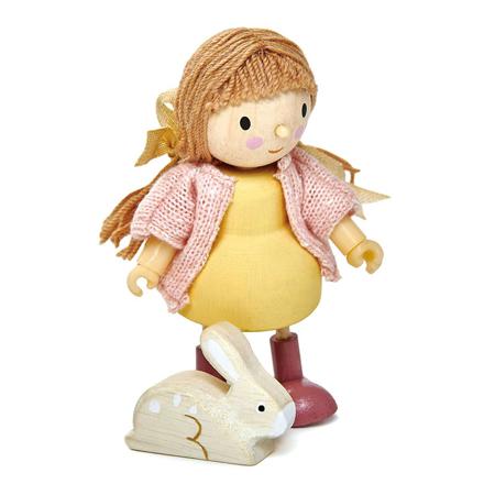 Tender Leaf Toys® Amy i njen zec