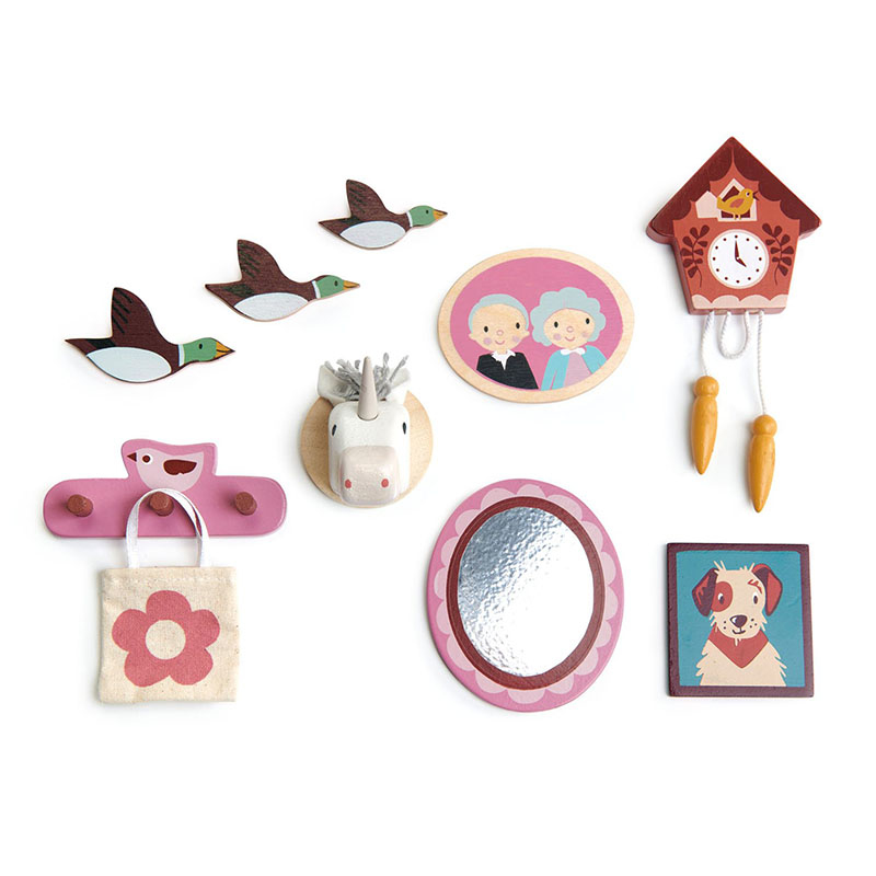 Slika za Tender Leaf Toys® Zidna dekoracija