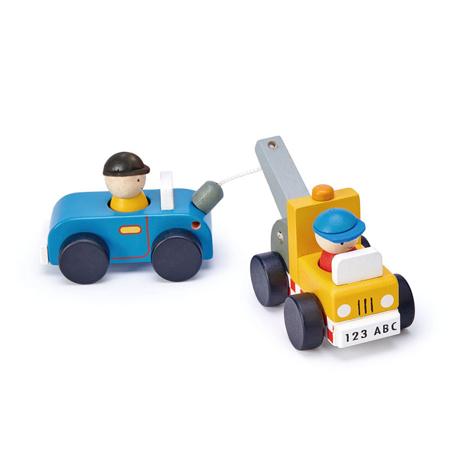 Slika za Tender Leaf Toys® Vučna služba Tow Truck
