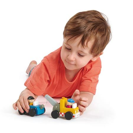 Tender Leaf Toys® Vučna služba Tow Truck