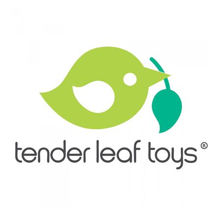 Tender Leaf Toys® Drvena visoka vješalica Forest Coat Stand