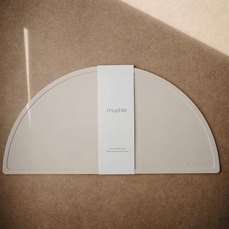 Slika za Mushie® Silikonska podloga za hranjenje Blush