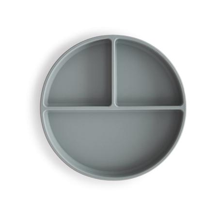 Slika za  Mushie® Silikonski dijeljeni tanjurić Stone