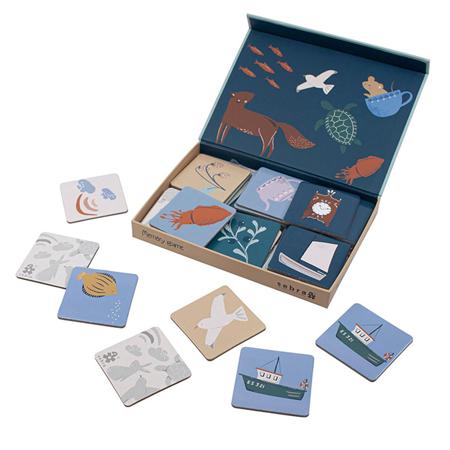 Slika za Sebra® Igra memorije u kutiji Seven Seas/Daydream
