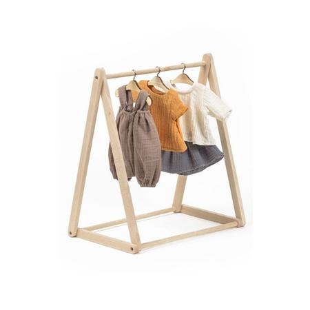 Slika za Minikane® Stalak za odjeću lutkica