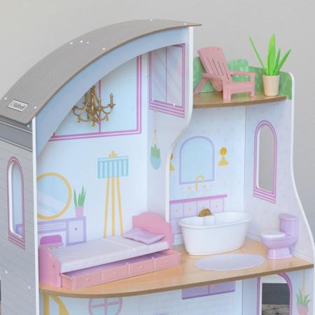 Slika za KidKraft® Kučica za lutke Elise Dollhouse