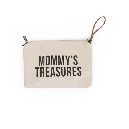 Childhome® Mommy treasures torbica - Bela
