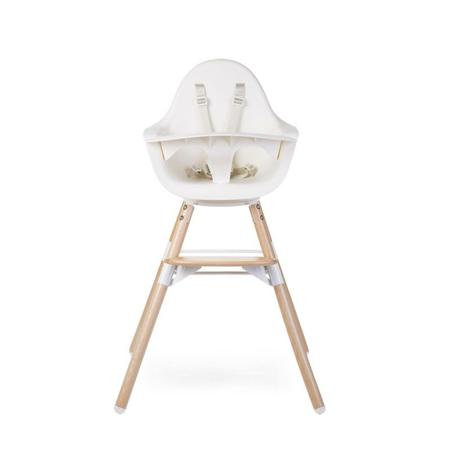 Childhome® Otroški stol Evolu ONE.80° Natural - Bela
