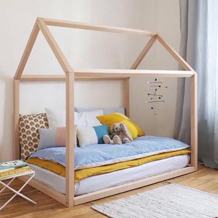 Slika za Childhome® Dječija postelja-kućica  200x90