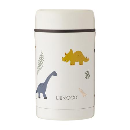 Liewood® Termo posuda Bernard Dino Mix 500ml