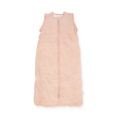 Jollein® Dječja vreća za spavanje s uklonljivim rukavima 110cm Snake Pale Pink TOG 2.0