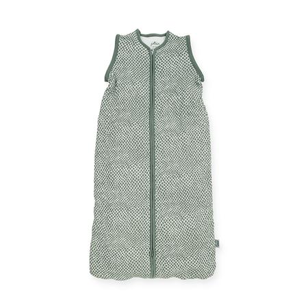 Jollein® Dječja vreća za spavanje s uklonljivim rukavima 90cm Snake Ash Green TOG 2.0