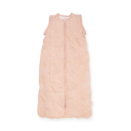 Slika za Jollein® Dječja vreća za spavanje s uklonljivim rukavima 90cm Snake Pale Pink TOG 2.0
