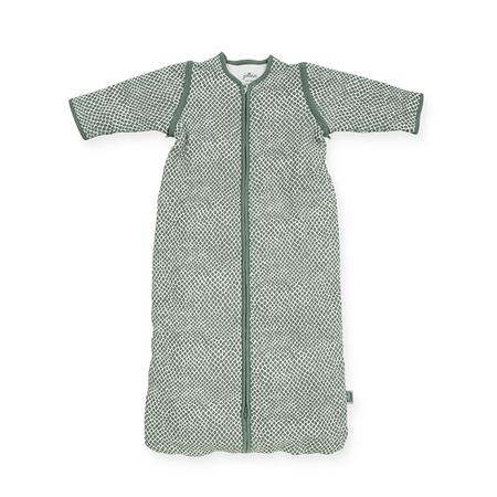 Slika za Jollein® Dječja vreća za spavanje s uklonljivim rukavima  70cm Snake Ash Green TOG 2.0