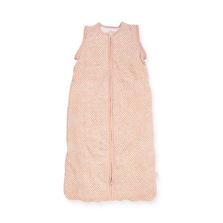 Jollein® Dječja vreća za spavanje s uklonljivim rukavima 70cm Snake Pale Pink TOG 2.0