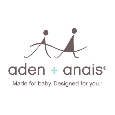Aden+Anais® Komplet 3 bombažnih slinčkov Petal Blooms