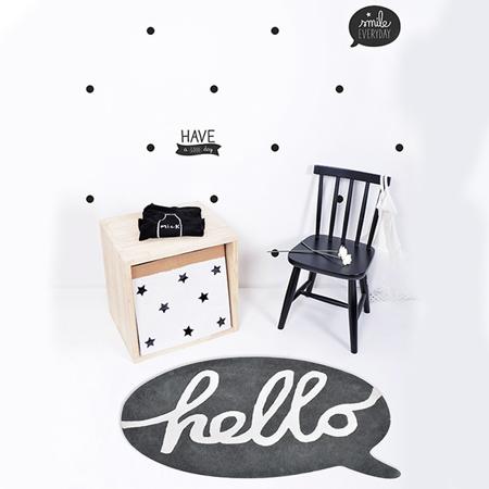 Slika za Lilipinso® Dječji tepih Hello 90x65