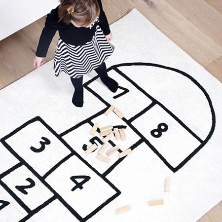 Lilipinso® Dječji tepih Hopscotch 170x120