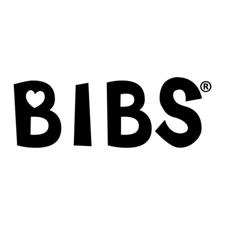 Slika za Bibs® Duda De Lux Silikon Cloud & Black (0-36m)