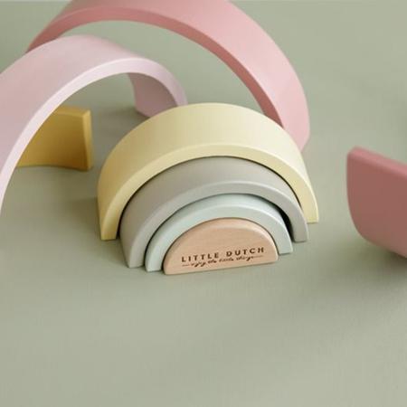 Little Dutch® Drvena duga Pink