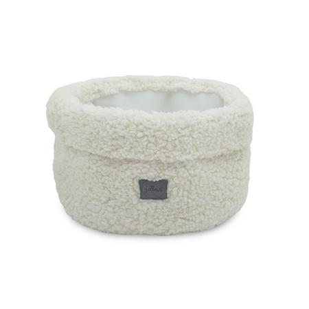 Jollein® Košara za pohranjivanje stvarčica River Teddy Cream White