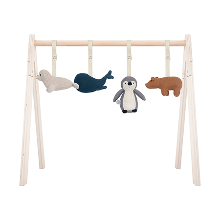 Slika za Jollein®  Babygym igračkice Polar za didaktički drveni centar