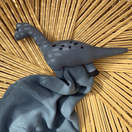 Liewood® Mazilica Agnete Dino Blue Wave 35x35