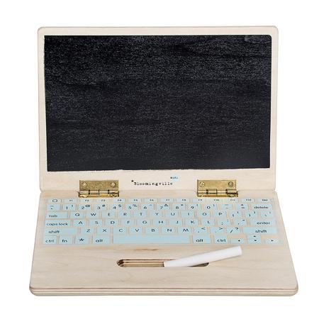 Bloomingville® Drveni kompjuter za crtanje